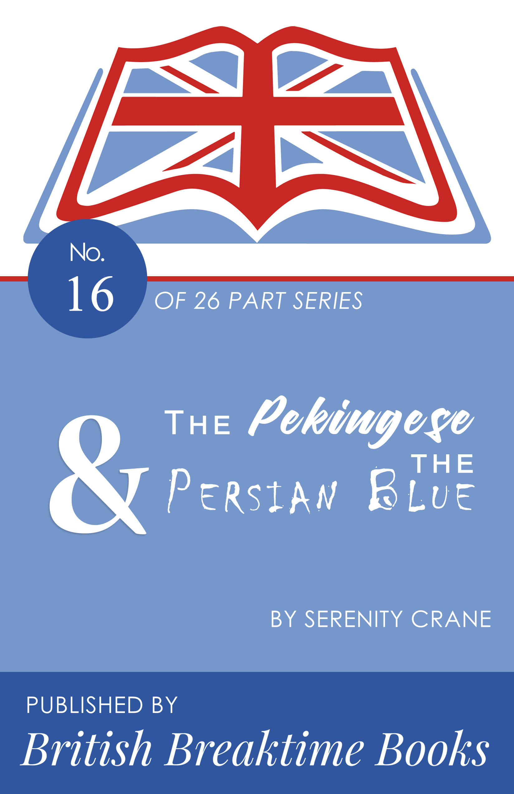 "<span itemprop=""name"">The Pekingese and the Persian Blue</span>"